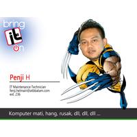 Fenji Helmairi - sribulancer