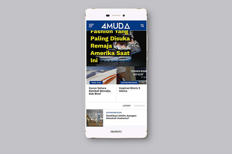 testimonial pembuatan aplikasi portal berita