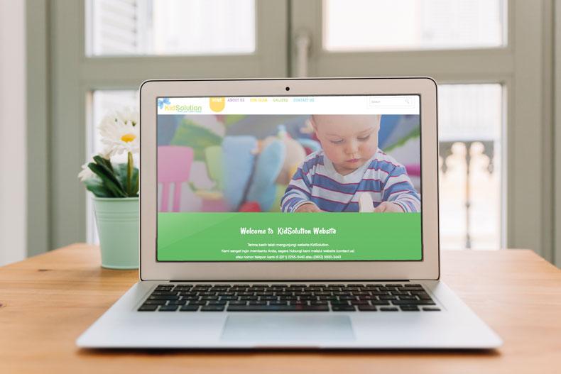 testimoni jasa pembuatan website kidsolution