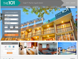 home rental website development service